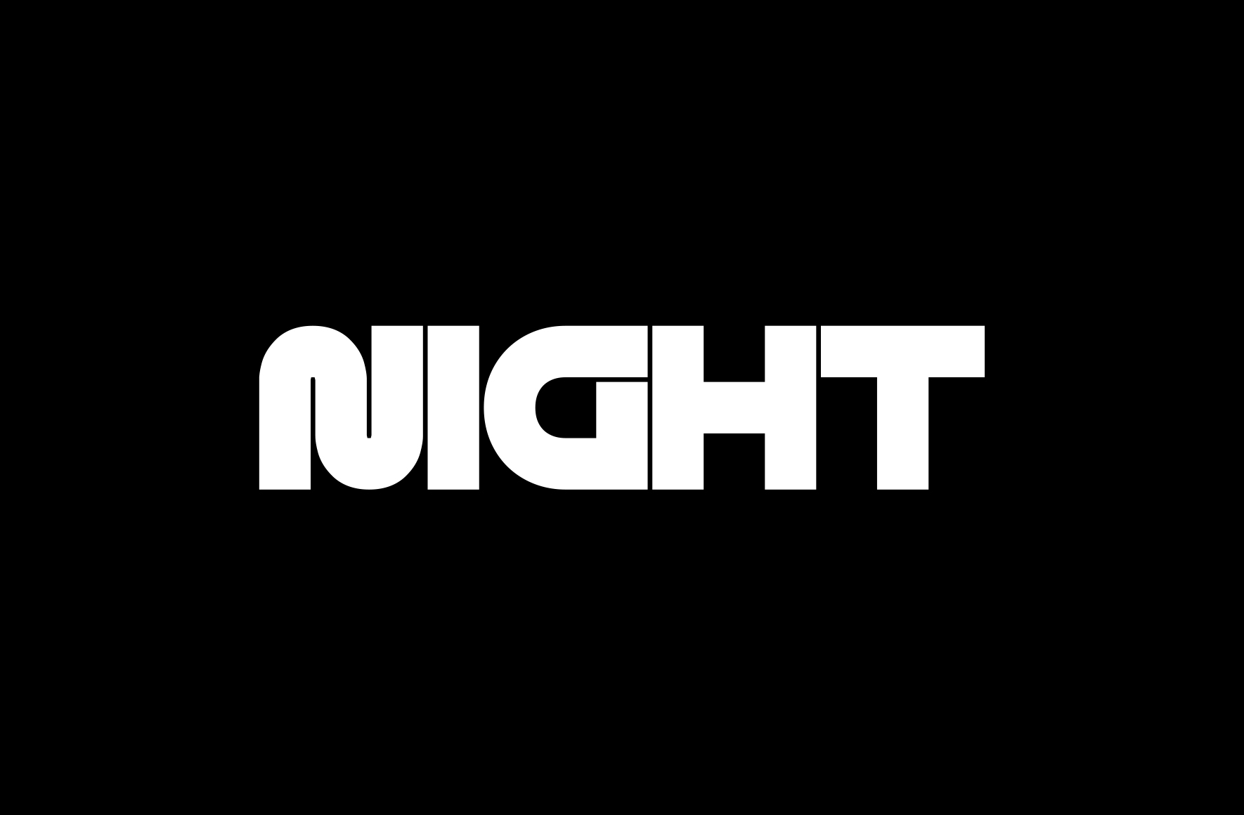 Night Variable Display