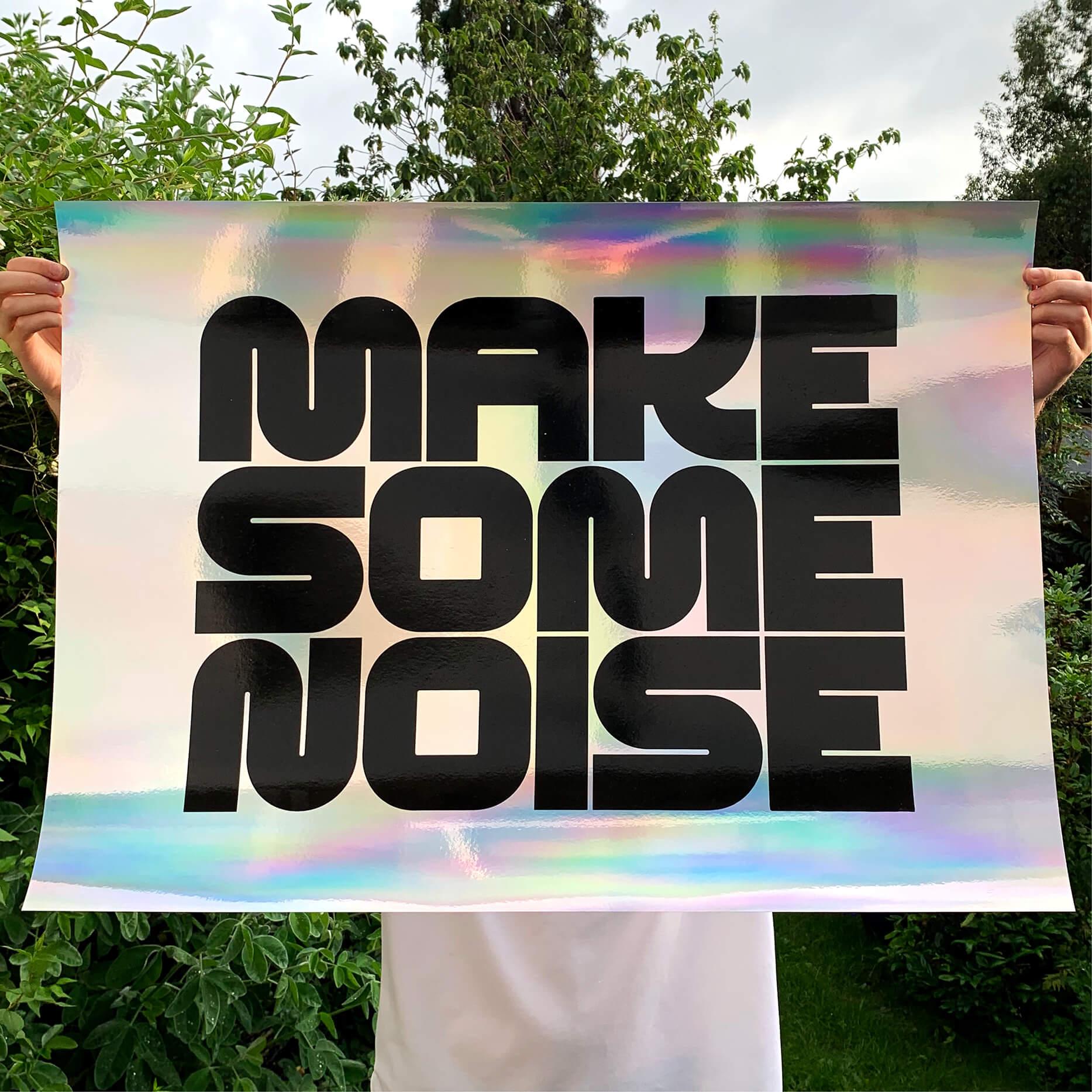 OFFICIAL_make_some_noise_reflective_screenprint_3